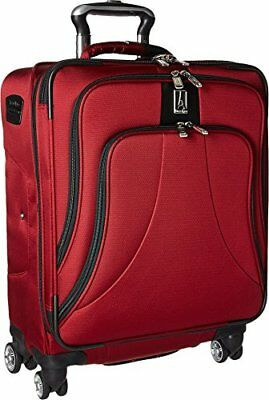 "Travelpro Unisex Walkabout 4 20"" Expandable Widebody Spinner Wine One Size"