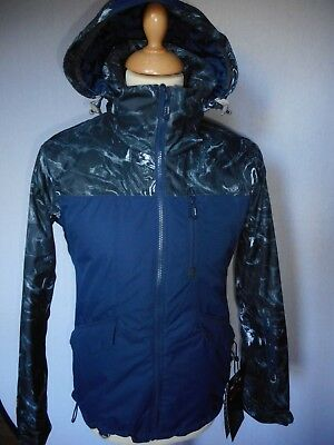 Womens L Size Karma New Sky Jacket With Sufranic Hoodie Surftex EBanqwwH