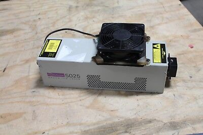 Omnichrome 5025 Argon Ion Laser Model 5025-BS-A01