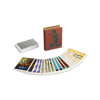Walt Disney Archives WDAC Mickey's 90th Storybook 20 Notecard Set in Gift Box