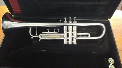 Eterna by Getzen Severinsen Model Trumpet with Case SK12059 (1968 - 1971)
