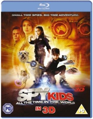Spy Kids 4 - All The Time In The World - 3D Blu-Ray Blu-Ray Neuf (EBR5190)