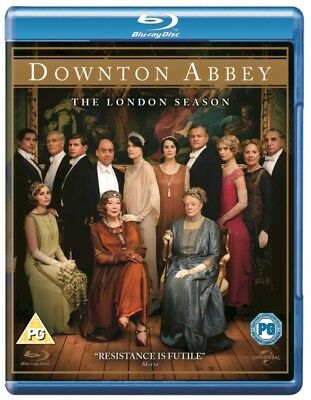Downton Abbey - el Londres Temporada Blu-Ray Nuevo Blu-Ray (8296101)