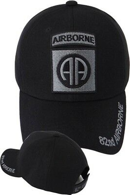37ba62e39898d US Army 82nd Airborne Division Ball Cap OEF OIF Gulf Veteran Div Vet Hat  SUBDUED
