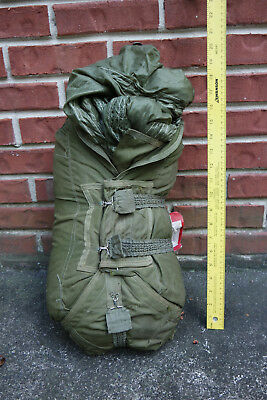 US Army Airborne Paratrooper Reserve Parachute, Type T-10, Complete, Original