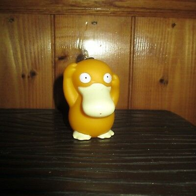 1999 Burger King Kids Meal Toy Pokemon Psyduck Squirter MINT NEW UNUSED