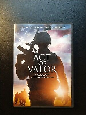 Act of Valor (DVD, 2012)