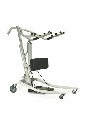 Invacare Get U Up Personal Hydraulic Body Lift Sling Patient Hospital Lab Vet Md