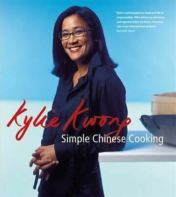 NEW Simple Chinese Cooking By Kylie Kwong Paperback Free Shipping
