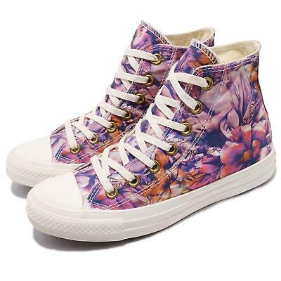 388ff0ade802 Converse Chuck Taylor All Star Pink Floral Print Women Casual Shoes 547304C