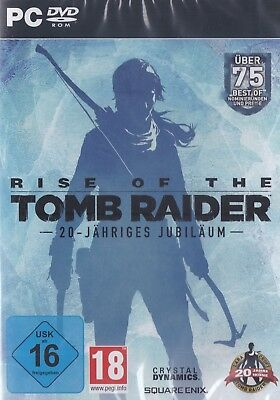 Rise of the Tomb Raider - PC DVD