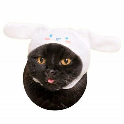 Sanrio Character Necos Wearable Costume Cat Hat - Cinnamonoroll