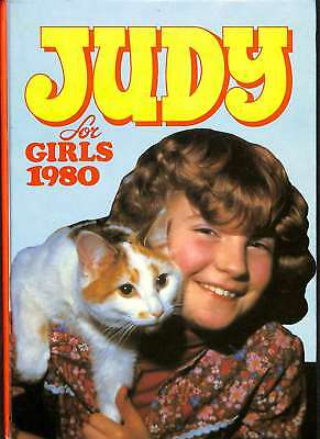 Judy for Girls 1980 (Annual), D C Thomson, Good Condition Book, ISBN