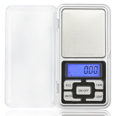 200G X 0.01G Mini Precision Digital Scale For Jewelry 0.01G Weight Electronic