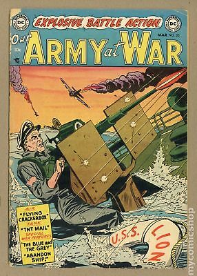 Our Army at War #20 1954 FR/GD 1.5