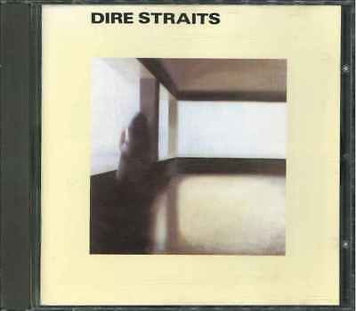 "DIRE STRAITS ""Dire Straits"" CD-Album (same name)"