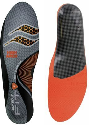 Sof Sole Fit High Arch Insoles Mens/womens Assorted Sizes Brand New