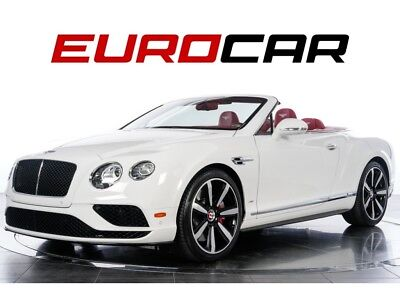 2016 Bentley Continental GT V8 S Convertible (Mulliner Spec.)