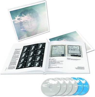 John Lennon - Imagine: The Ultimate Collection [New CD] With Blu-Ray, Collector'