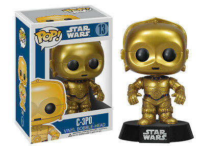 Pop Star Wars 13 C-3PO Figurine Funko 23878