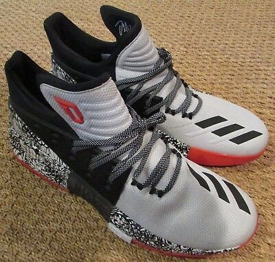 34357825739f Adidas Damian Lillard Dame 3 Chinese New Year Basketball Shoes Size 17 NEW