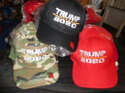 884f0a15d7d MAKE SOME MONEY donald trump 20 20 wholesale lot 72 hats 360.00 free  shipping
