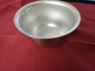 Aesculap Us063 6Oz Stainless Medical Specimen Collection Bowl Surgical Medical