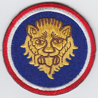 106th Infantry Division US Army WWII WW2 era reproduction patch