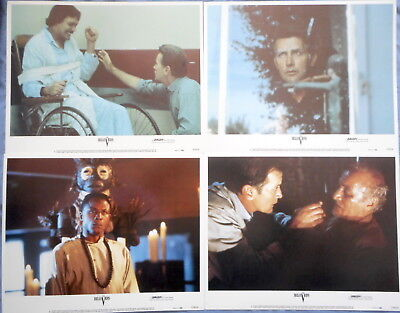 THE BELIEVERS Complete Lobby Card set of 8 Cards 1987 VOODOO Santeria Cult