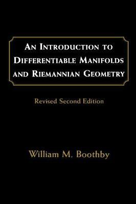 An Introduction to Differentiable Manifolds and Riemannian Geometry, Revised (Pu