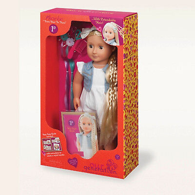 Our Generation Phoebe From Hair to There Doll 46cm PLAYSET DOLL TOY GIFT