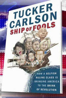 Ship of Fools: How a Selfish Ruling Class Is Bringing America-Hardcover_Freeship