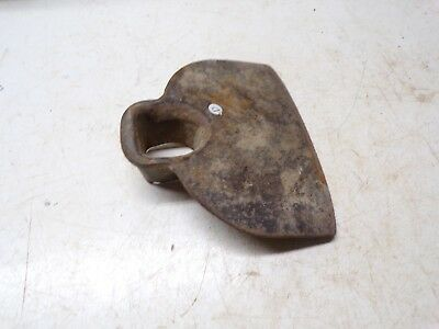 Lot D Old  Grub or Cotton Hoe Head Only -- just needs wooden handle