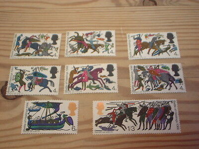 Gb Stamps, 1966 Battle Of Hastings  Mnh Set Of Stamps ++Post Free++