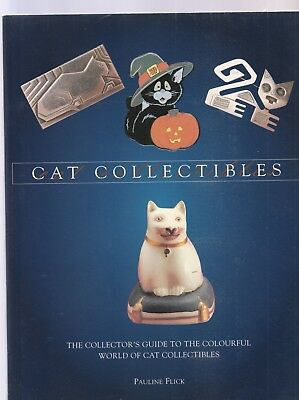 Cat Collectibles Guide, Pauline Fleck, 2002 Edition
