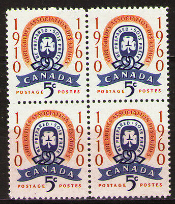 Canada 1960 Sc389 Mi336 2.00 MiEu 1bl mnh Canadian Girl Guides Assoc. Annivers.