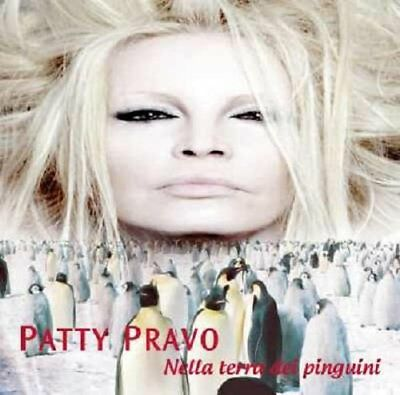 Patty Pravo - Nella Terra Dei Pinguini CD (2) Record NEW