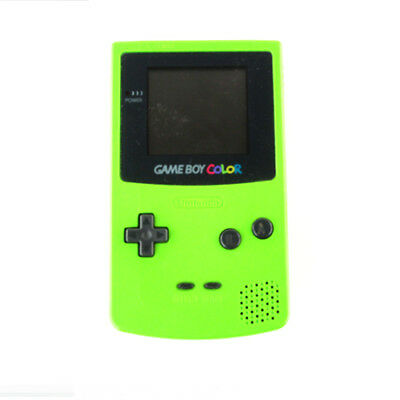 Nintendo Game Boy Color In Blau Pokemon Gelbe Edition Eur 61 99