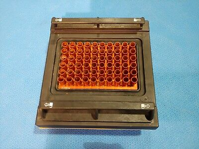 Techne FTC41B5D Marlow ST3649-04 PCR Thermal Cycler Block 60 Well