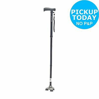 Drive Hurrycane Walking Stick - Black
