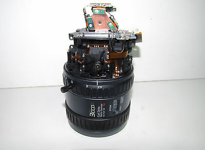 Complete Lens Assembly with 3CCD Prism sensor Part for Panasonic HDR-FX1