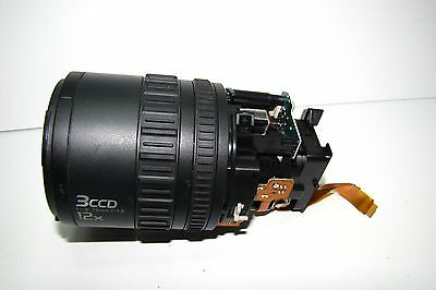 Sony DSR-PD150 DSR-PD170 PD170P Lens Assembly Block Part Replacement