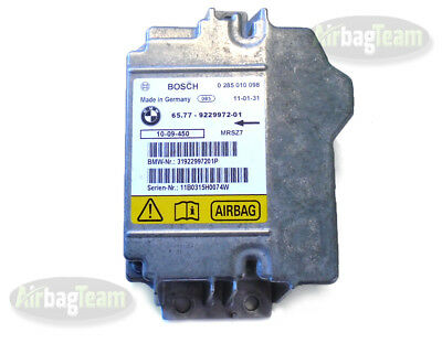 BMW X1 X3 X4 X5 X6 Airbag Module Crash Data Reset - £50 00