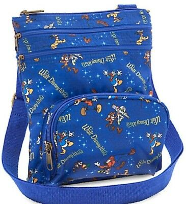 Mickey Mouse and Friends Storybook Crossbody Bag Walt Disney World Theme Parks