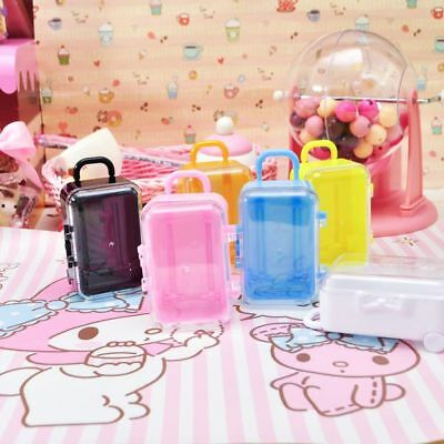 Hot Party Supplies Mini Bags Candy Box Kids Toys Rolling Travel Suitcase