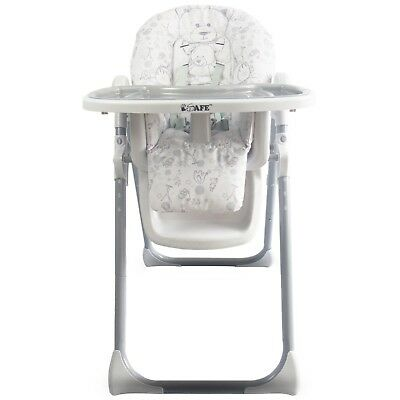 iSafe Mama Mother Bear Highchair Low Chair recline Padded Seat From  3 Months