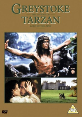 Classic-GREYSTOKE - THE LEGEND OF TARZAN LORD OF (UK IMPORT) DVD [REGION 2] NEW