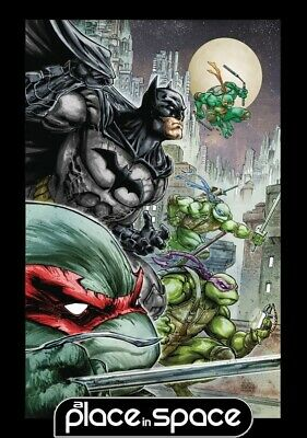 Batman Tmnt Deluxe Edition - Hardcover