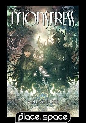 Monstress Vol 03 - Softcover