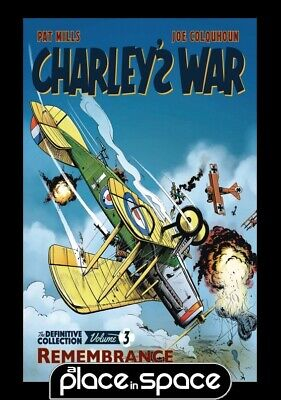 Charleys War Definitve Coll Vol 03 Rememberance - Softcover